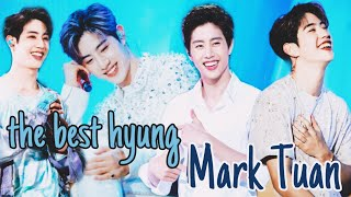 mark tuan being got7's sweetest hyung