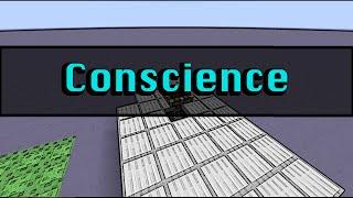 "Conscience/""Angel Devil"" in Minecraft"
