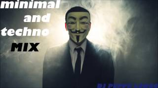 ♫MINIMAL-TECHNO MIX DJ PEPPE LONGO MIX MARZO 2016 + TRACKLIST!! FREE DOWNLAD!!♫