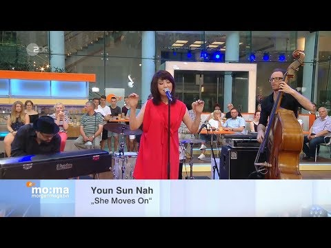 Youn Sun Nah / She Moves On (@ZDF Morgenmagazin, 2017)