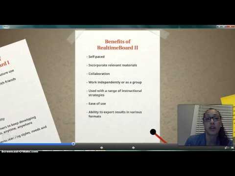 eLearning Video Tool - RealtimeBoard