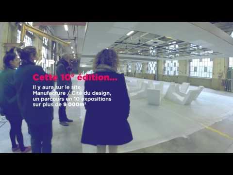 Working promesse : Du montage à la Biennale Internationale Design 2017