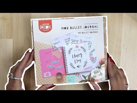 Download Youtube: UN MINI BULLET JOURNAL TROP MIGNON 😍⎪La Petite Épicerie