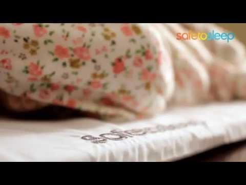 SafeToSleep Baby Breathing Monitor - How To Use | BabySecurity