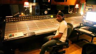 Justin Bieber en el Estudio - Making of Under the Mistletoe (Parte 1)