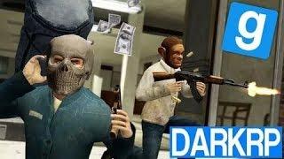 УГАР и ПРИКОЛЫ Garry's Mod ГЕРИС МОД DarkRP Еём привила RP Убил мэра