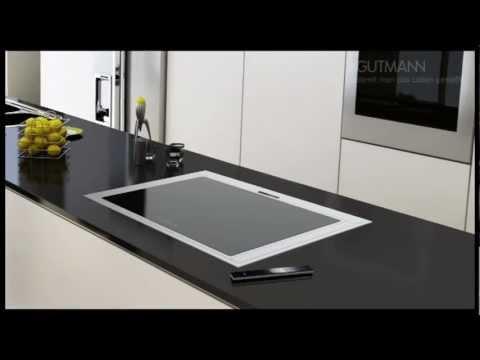 dunstabzug in die arbeitsplatte versenkbar doovi. Black Bedroom Furniture Sets. Home Design Ideas