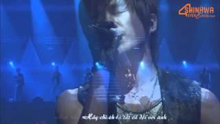 [Vietsub] Angel - ShinHwa Forever 2007 Japan Tour (HD) (06/27)