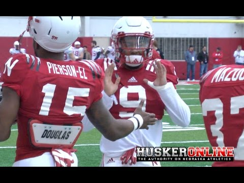 HOL HD: Nebraska Football Spring Practice #9 Sights & Sounds