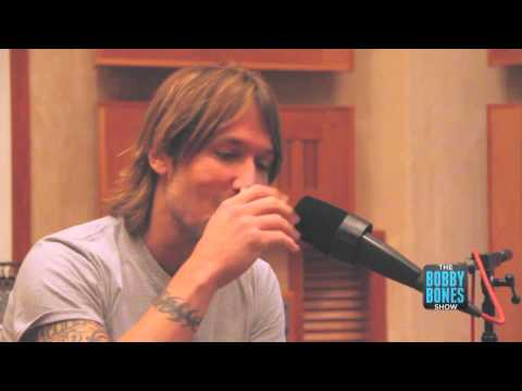 Bobby Bones Show Keith Urban Interview Part 1