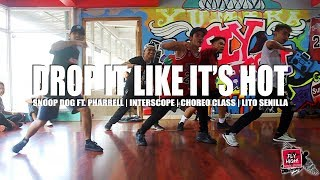 """DROP IT LIKE IT'S HOT"" - Snoop Dogg ft. Pharrell 