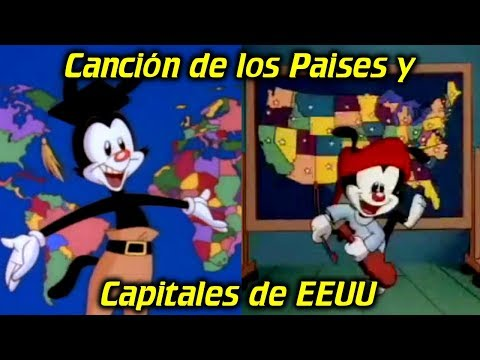 Canciones de Animaniacs| HL from YouTube · Duration:  4 minutes 55 seconds