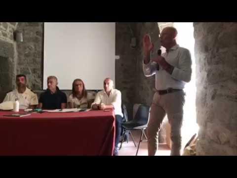 29-09-2019 Conferenza sulle Aree Marine Protette a Pantelleria