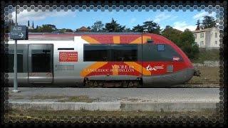 Au Fil des Rails : De Nîmes à Alès