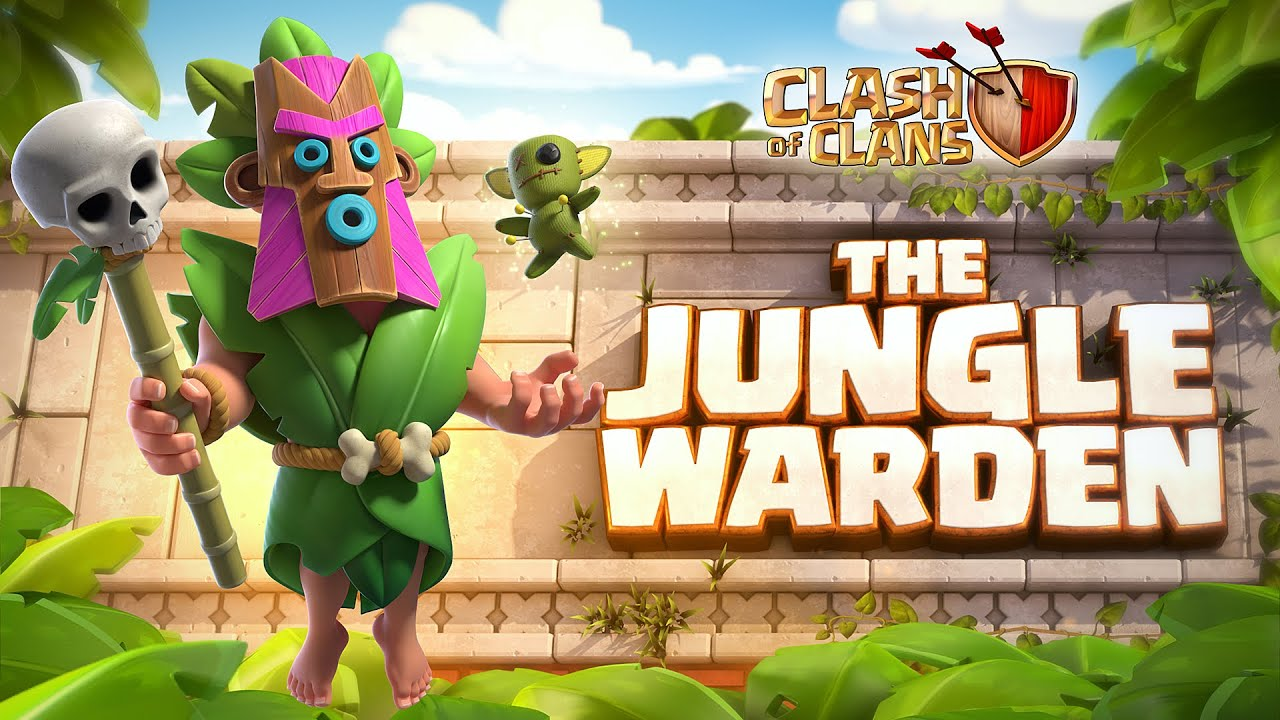 Jungle Warden (Clash of Clans Season Challenges)
