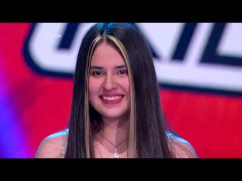 Laura cantó Something´s got a hold on me - LVK Col - Audiciones a ciegas – Cap 2 – T2