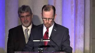 Families Of Flight 93 Honor Paul Greengrass, 2014 AAM Awards Dinner