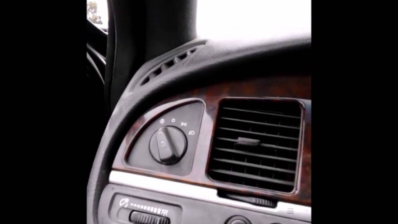 hight resolution of 05 lincoln town car instrument panel removal