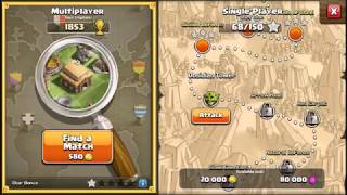 Clash of Clans - Road to Crystal League (part 1)
