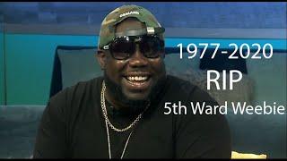 DJ Bird remembers New Orleans rapper 5th Ward Weebie