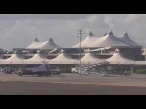 Bridgetown, Barbados || Arriving at Grantley Adams International Airport || December 2017