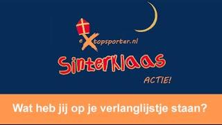 Extopsporter.nl Sinterklaasactie