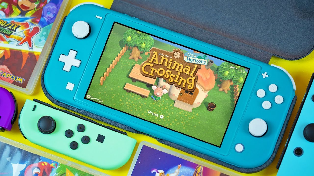 Turn Your Nintendo Switch Into A Not Animal Crossing Switch With