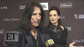 Alice Cooper On 'Death Pact' With Wife