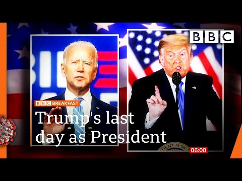 Covid-19: Biden says travel bans will stay despite Trump order ? @BBC News live - BBC