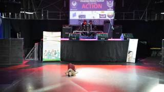 Лилия Николаева | Strip Dance Pro Solo @ ACTION Ukrainian Dance Festival 2016