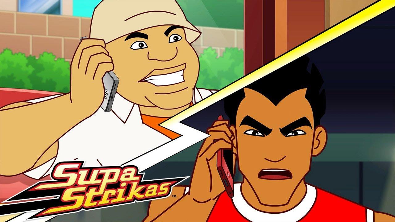 Temporada 6 Capítulo 9  | Hinchas como estos | Super Strikas | Súper Fútbol Dibujos Animados