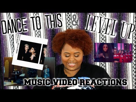 DANCE TO THIS & LEVEL UP   REACTIONS