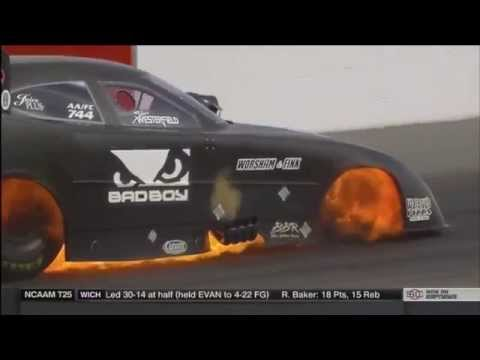 Check out the Weekend WOW factor from Phoenix #NHRA