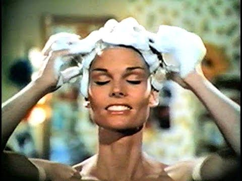 VO5 Shampoo Commercial Cathy Lee Crosby, 1969