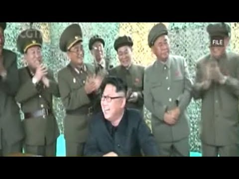 """NORTH KOREA READY TO MASS PRODUCE NEW BALLISTIC MISSILE!"" DUN! DUN! DUN!"