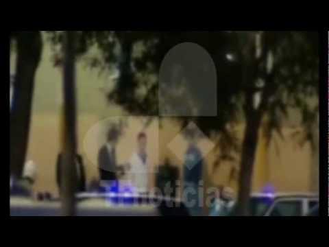 Samuel Benitez sale de prisión