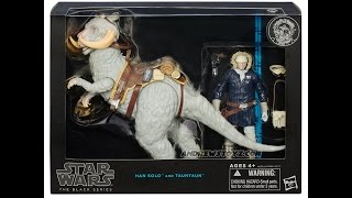 Robs Rebellion 003 Star Wars - The Black Series - Han and Tauntaun