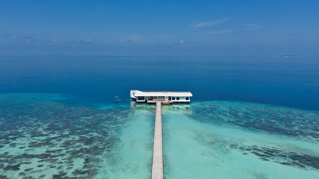 タンザニア 海中 ホテル