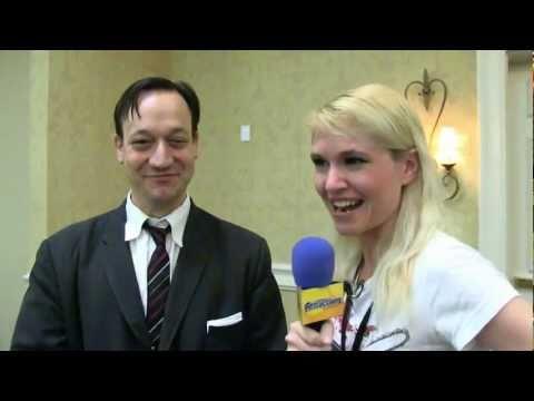 with Ted Raimi at Spooky Empire MayHem in Orlando, Florida