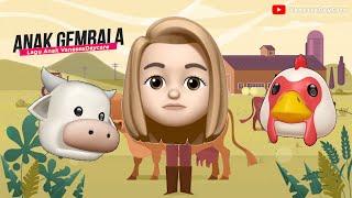 Anak Gembala - Lagu Anak Indonesia Kartun VanessaDayCare