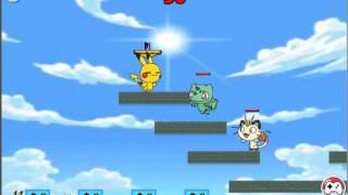Pokemon Battle Arena (PC browser game)