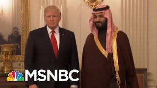 WH Requests Reopening Turkish Cleric Extradition Case Of Fethullah Gulen | Andrea Mitchell | MSNBC