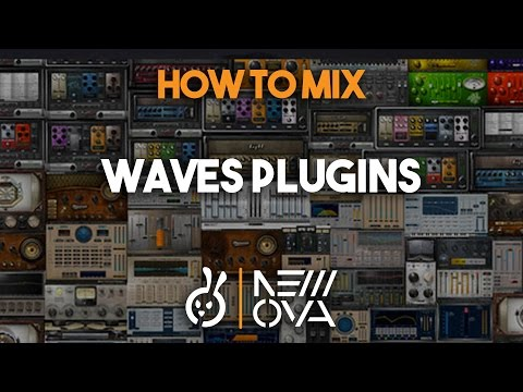 "Mixing ""Singing AND Rap"" Vocals With Waves Plug-ins and Auto Tune"