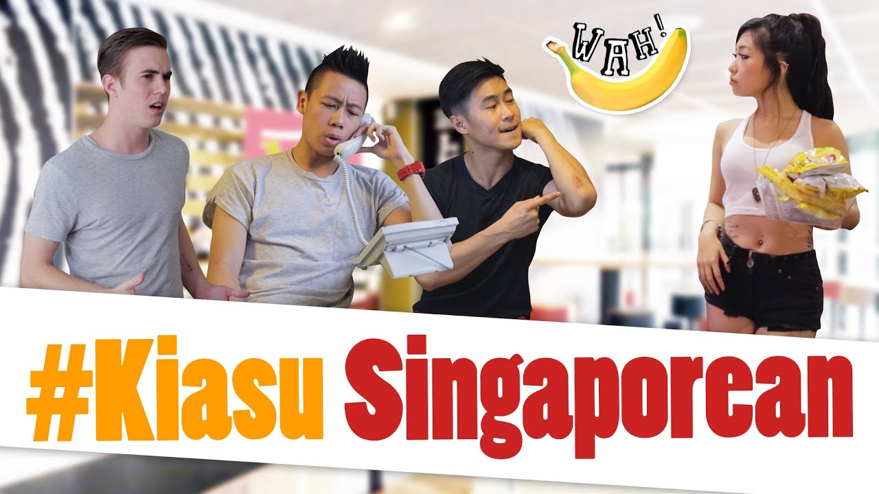 20 More Slangs Only A True Blue Singaporean Will Know