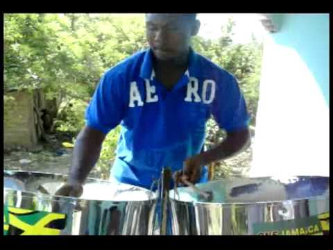 ravon rhoden-happy birthday to you on steelpans