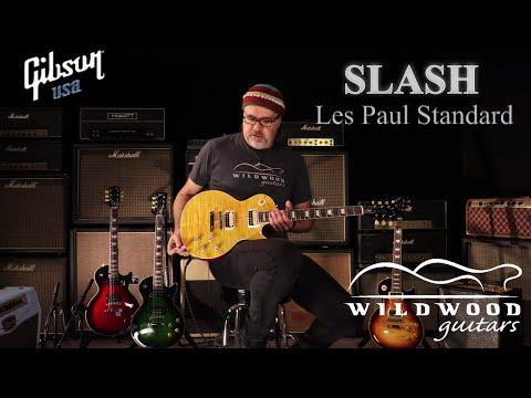The Slash Les Paul Standard From Gibson Guitars  •  Wildwood Guitars