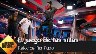 Pilar Rubio supera un nuevo y difícil reto en 'El Hormiguero 3.0' - El Hormiguero 3.0