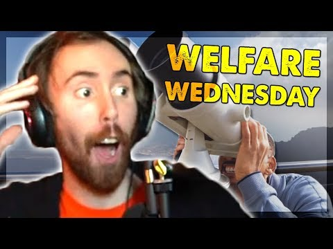 Asmongold: Twitch Chat Decides ALL Music 🍋 (Welfare Wednesday Ep. 3)