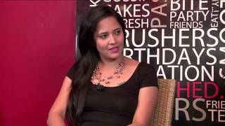 Catching up with VRINDA : Anchor Anasuya Exclusive Interview - Gulte.com