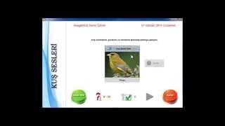 Gambar cover Bellek - Kuş Sesleri Uygulaması